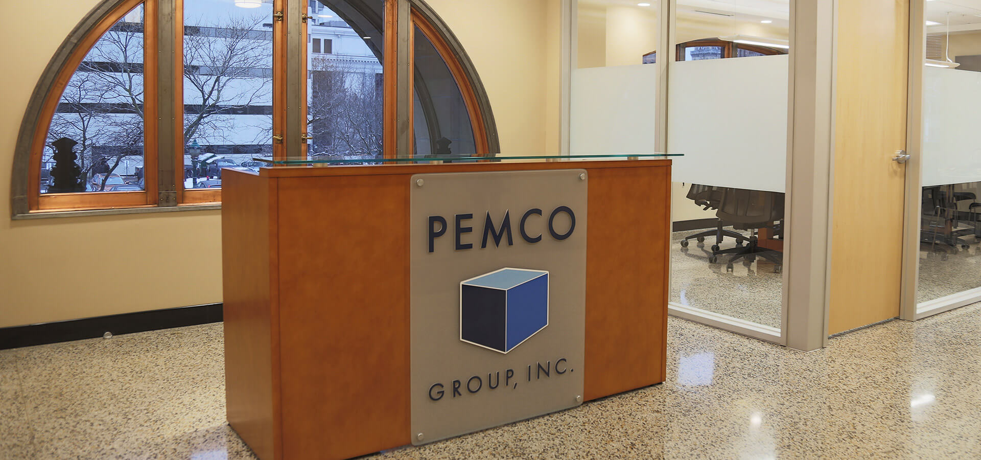 Pemco Group, Inc Photography of New Offices