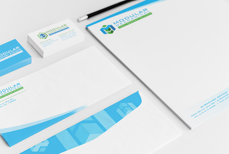 Graphic Design Services with Modular Comfort Systems